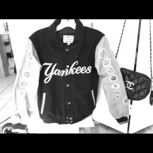 Other - Authentic Yankees World Series bomber jacket